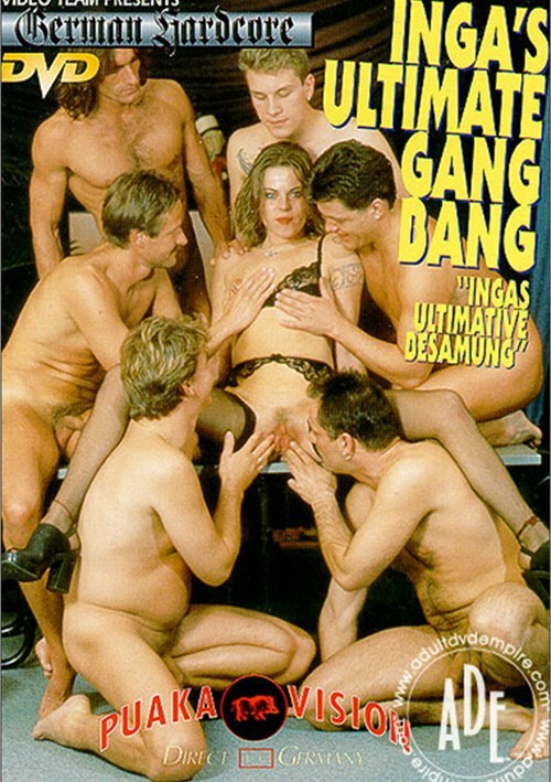 Ultimate gang bang