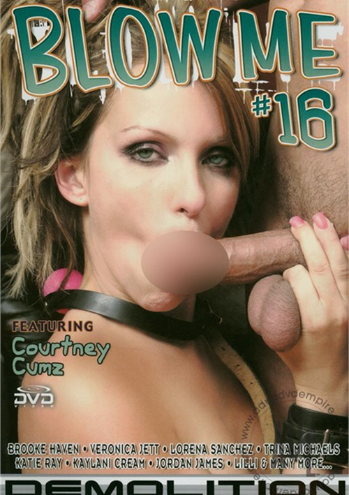 Blow Me #16 Blowjobs Lorena Sanchez Trina Michaels
