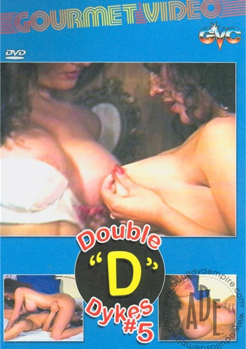 Double D Dykes #5 Classic All Girl / Lesbian All Sex