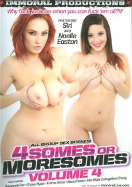 Foursomes Or Moresomes Vol. 4 Porn Movie