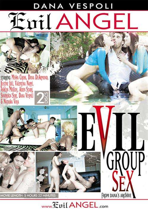 Evil Group Sex image