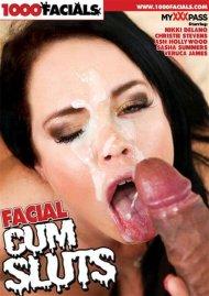 Facial Cum Sluts Porn Movie