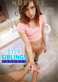 Step Siblings Caught 5 DVD porn movie from Nubiles.