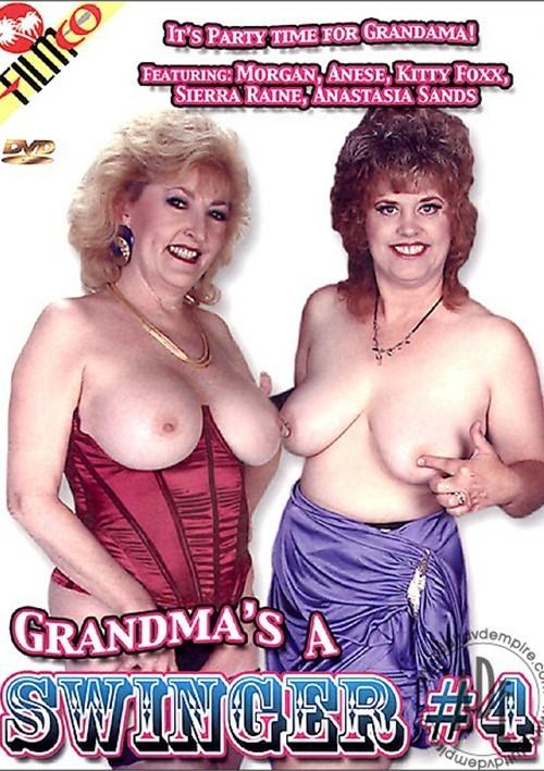 Grandmas a Swinger #4