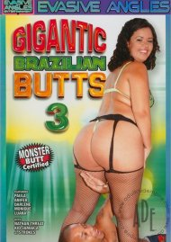 Gigantic Brazilian Butts #3 Porn Movie