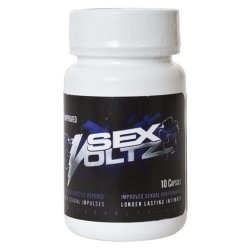 Sexvoltz 72 Hour - 10 Count supplement image.