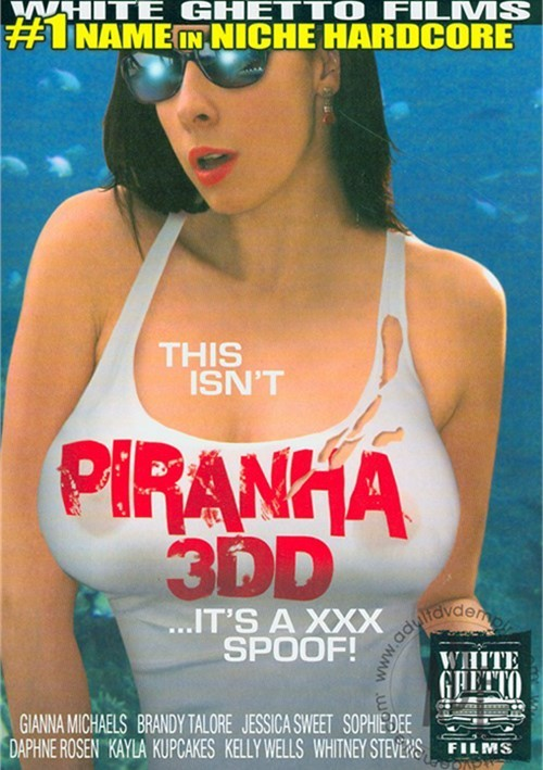 This Isnt Piranha 3DD...Its A XXX Spoof!