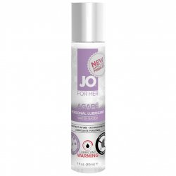 Jo Agape Lube Warming - 1oz Sex Toy