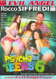Rocco's Psycho Teens 6 Porn Video
