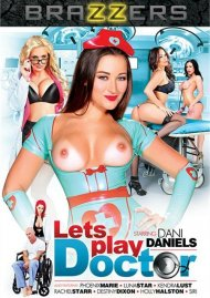Let's Play Doctor DVD porn movie.