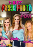 3-Way Pussy Party Porn Movie