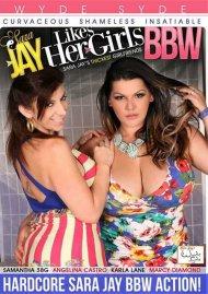 Sara Jay Likes Her Girls BBW Porn Movie