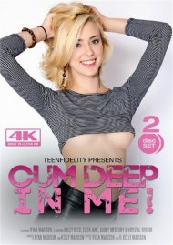 Cum Deep In Me! Porn Movie