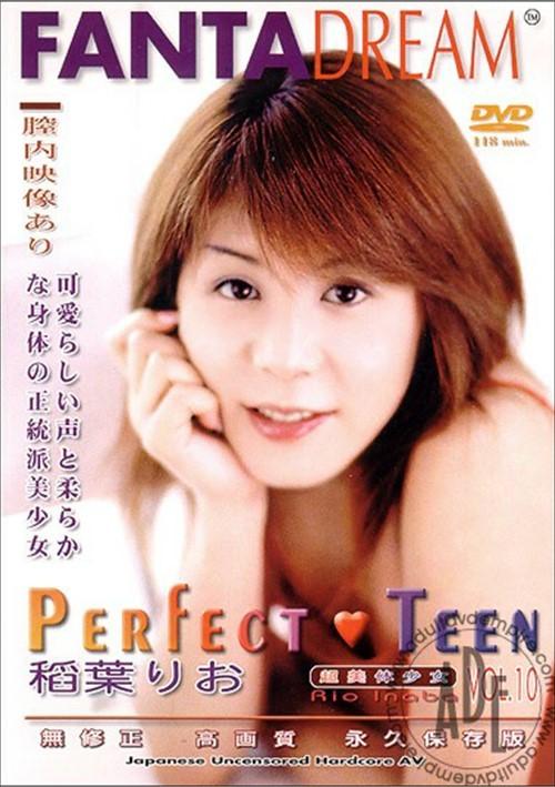 Perfect Teen 10 Japanese 18+ Teens Fantadream