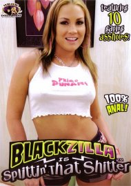 Blackzilla Is Splittin' That Shitter Porn Video