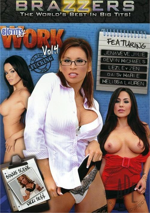 Big Tits at Work Vol. 4 Jenaveve Jolie All Sex Charles Dera