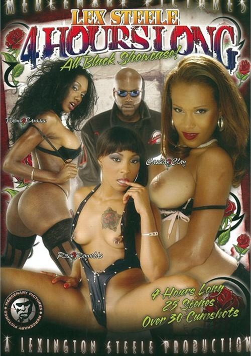 Lex Steele 4 Hours Long: All Black Showcase Vol. 1