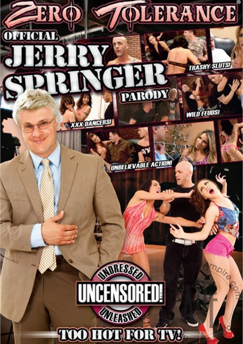Official Jerry Springer Parody image