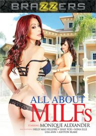 All About MILFs DVD porn movie from Brazzers.