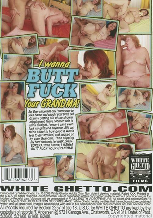 I Wanna Butt Fuck Your Grandma 114