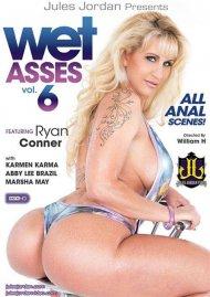 Wet Asses 6 HD Porn Video Image from Jules Jordan Video.