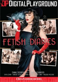 Fetish Diaries DVD porn movie from Digital Playground.