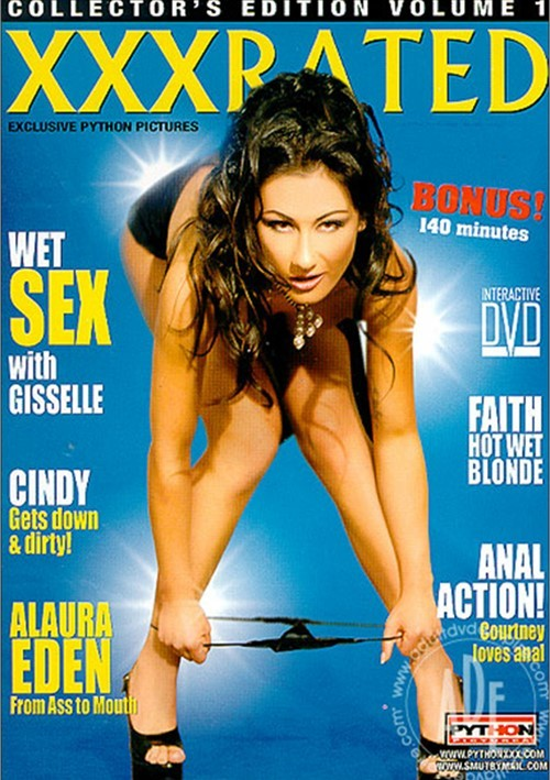 Dvd Movie Rated Xxx 50