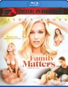 Family Matters Blu-ray