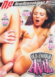 Old Enough For Anal Porn Video