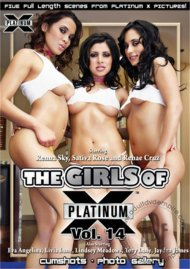 Girls Of Platinum X Vol. 14, The Porn Movie