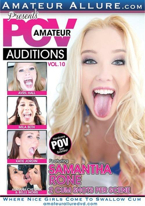 POV Amateur Auditions Vol. 10