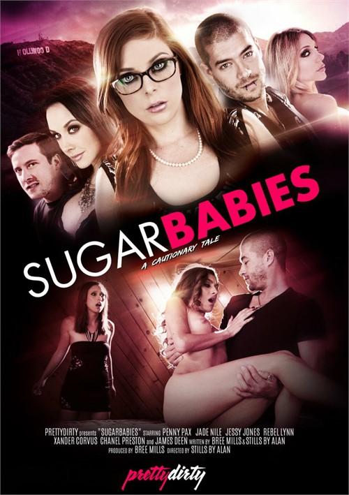 Penny Pax stars in Sugar Babies DVD porn movie.