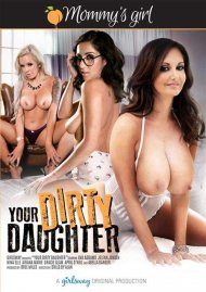 Your Dirty Daughter DVD Image from Girlsway.