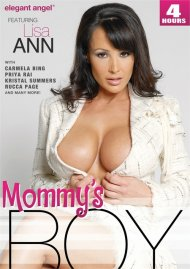 Mommy's Boy DVD porn movie from Elegant Angel.