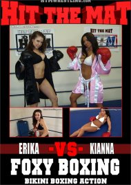 Erika VS Kianna Foxy Boxing porn video from Hit the Mat.