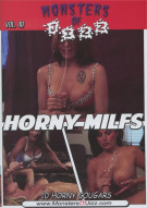 Monsters Of Jizz Vol. 40: Horny Milfs Porn Movie