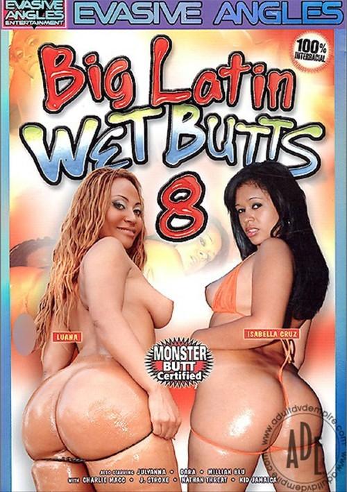 Big Latin Wet Butts 8 Isabella Cruz Millian Blu Big Butt