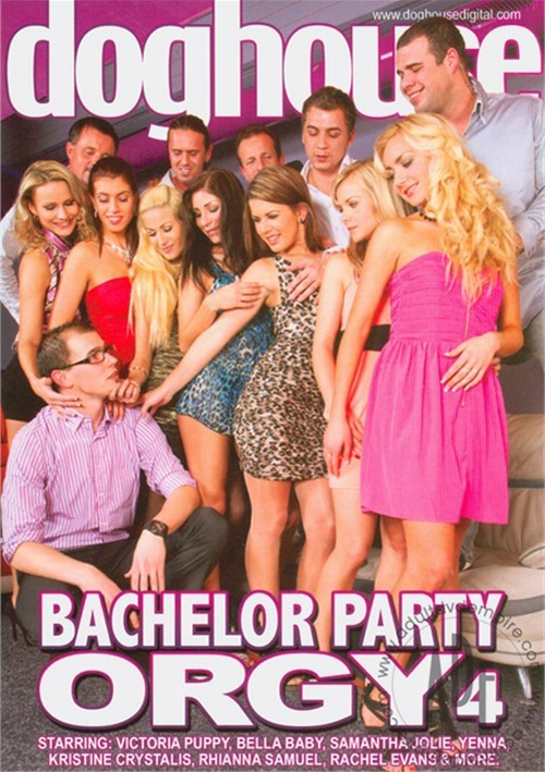 bachelor party orgy video