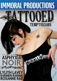 Tattooed Temptresses Porn Movie