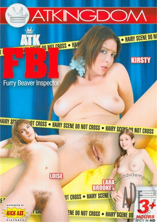 ATK FBI: Furry Beaver Inspector Hairy Loise Kirsty