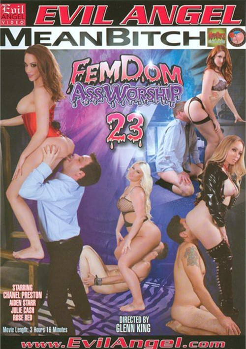 FemDom Ass Worship 23 Domination Chanel Preston Rose Red Tyrell