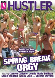 Spring Break Orgy Porn Movie