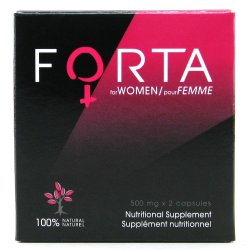 Forta For Women - 2 Capsule Pack.