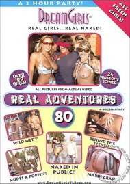 Dream Girls: Real Adventures 80 Porn Video