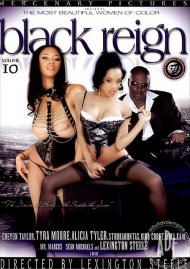 Black Reign #10 Porn Movie
