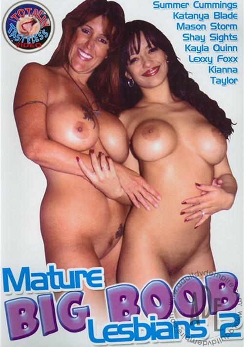 Mature Big Boob Lesbians 2