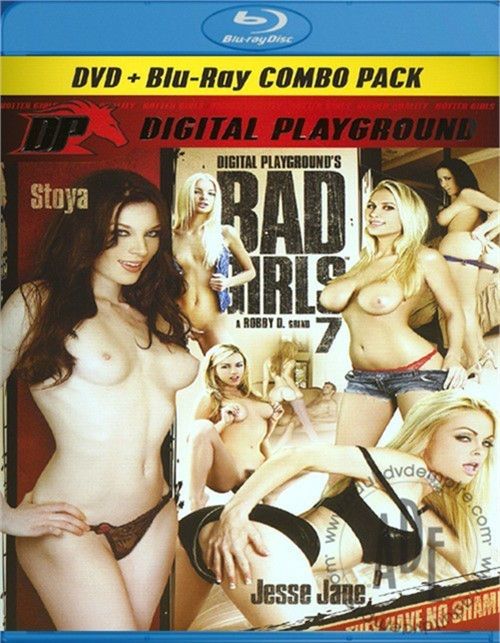 Bad Girls 7 (DVD + Blu-ray Combo)