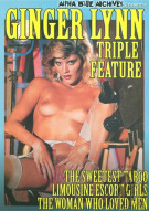 Ginger Lynn Triple Feature Porn Movie