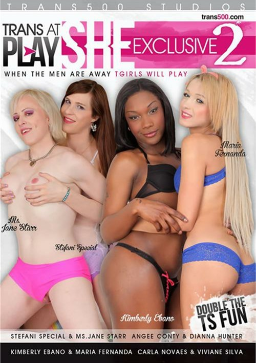 Trans At Play: She Exclusive 2 2015 Viviane Silva Ms. Jane Starr