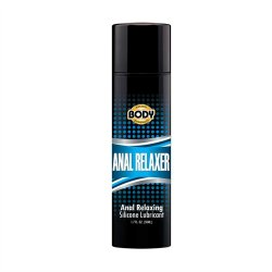 Body Action Anal Relaxer Silicone Lubricant Sex Toy